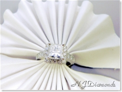 Diamond Engagement ring Dearborn