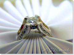 Dearborn, MI Diamond engagment ring