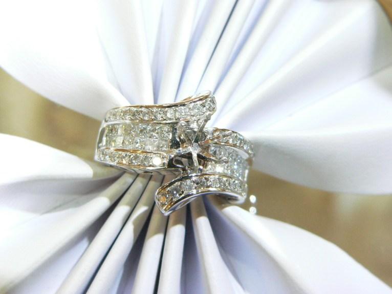 #wedding ring-engagement ring mounting-N.J. Diamonds-Michigan