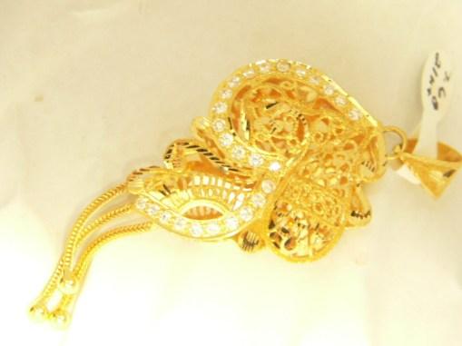21 karat gold jewelry