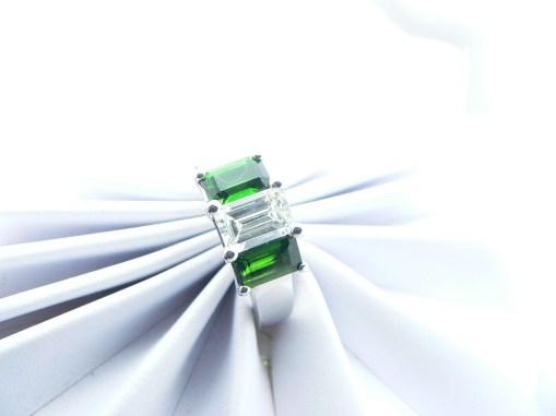 #njdia Emerald ring