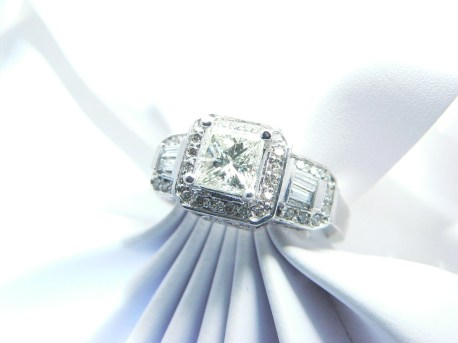 shop diamond engagement rings local