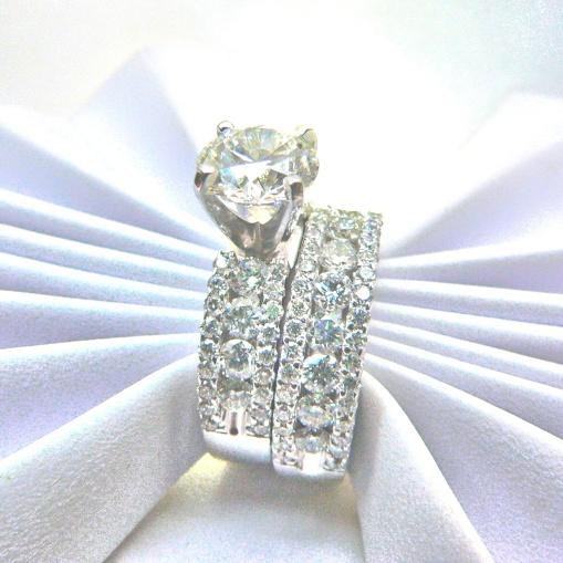 Custom Order Engagement ring