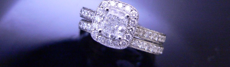 Diamond engagement rings Dearborn Jewelry store
