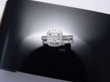 Custom orders welcome N.J. Diamonds