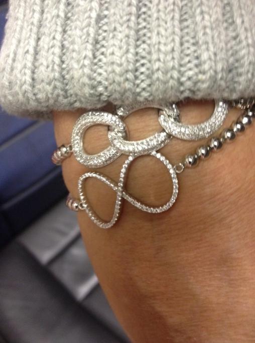 Great Gift Silver Bracelets