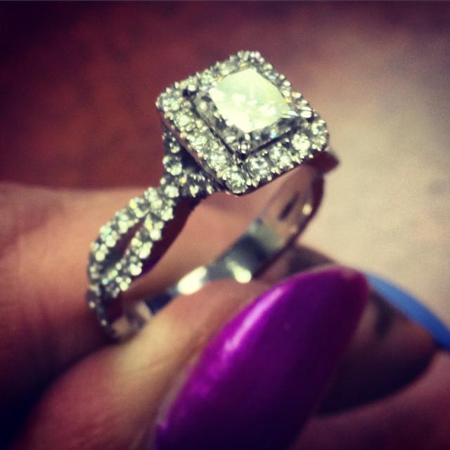 Diamond Engagement Ring Detroit