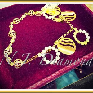 21 karat gold bracelet Michigan