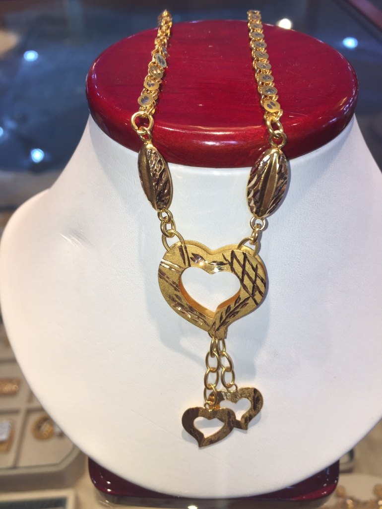 21 karat gold jewelry Michigan