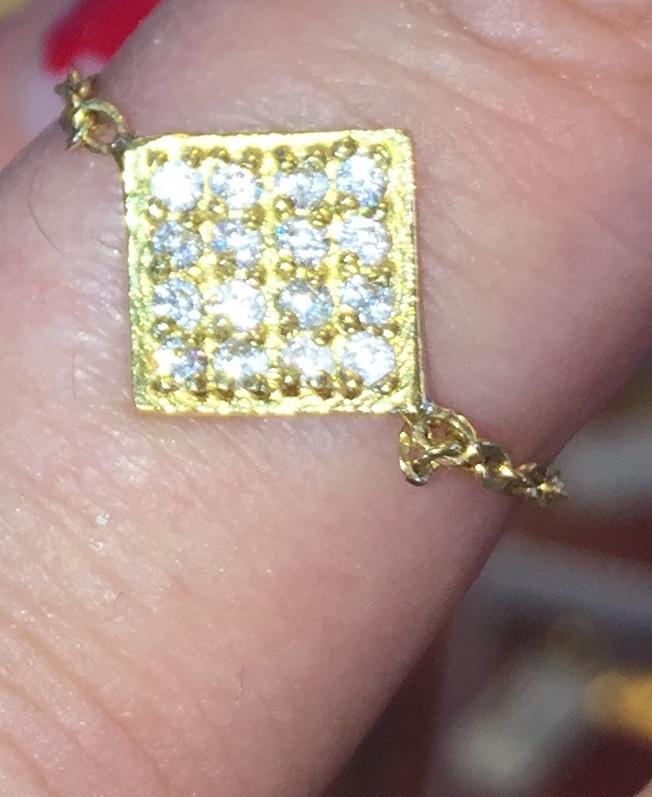 Arab gold jewelry store